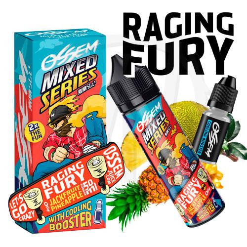 Ossem - Raging Fury
