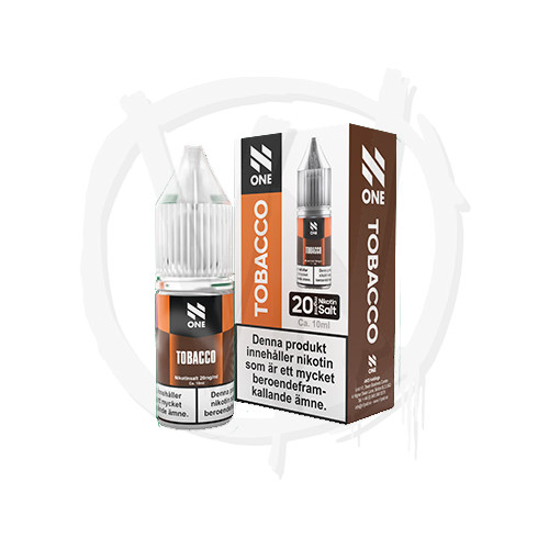 N-One Juice 20mg Nic Salt - Tobacco
