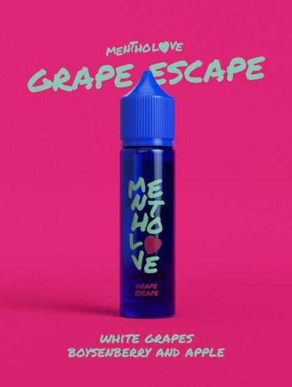 Mentholove - Grape Escape E-Liquid