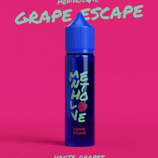 Mentholove - Grape Escape E-Liquid