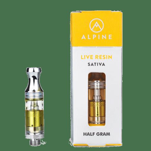 Alpine Live Resin – Cartridge Ssh