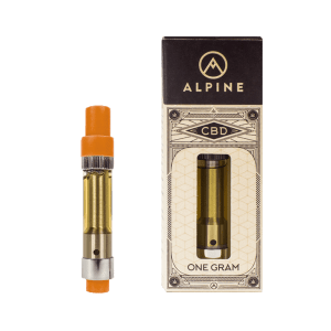 Alpine Live Resin – Cartridge Ssh