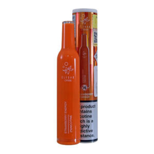 elf bar cr500 strawberry energy disposable vape pod bars