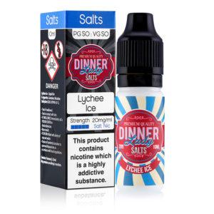 Lychee Ice Nic Salts 50:50 10ml E-Liquid