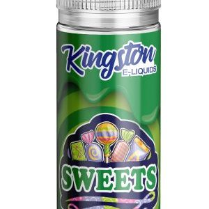 KINGSTON SWEETS FRUIT PASTELS 120ML