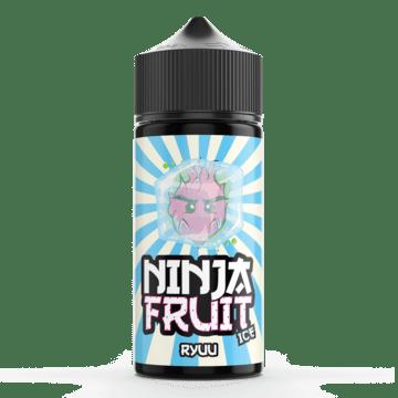 RYUU ICE 100ML BY NINJA FRUIT E-LIQUID