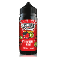 Strawberry Kiwi By Seriously Fruity 100ml