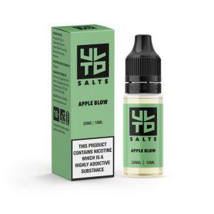 ULTD APPLE BLOW NIC SALT - 10ML