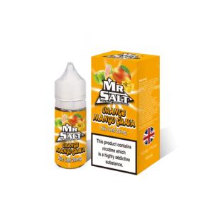 Orange Mango Guava Nic Salt by Mr Salt