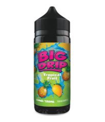 Tropical Fruit E-liquid by Big Drip 100ml