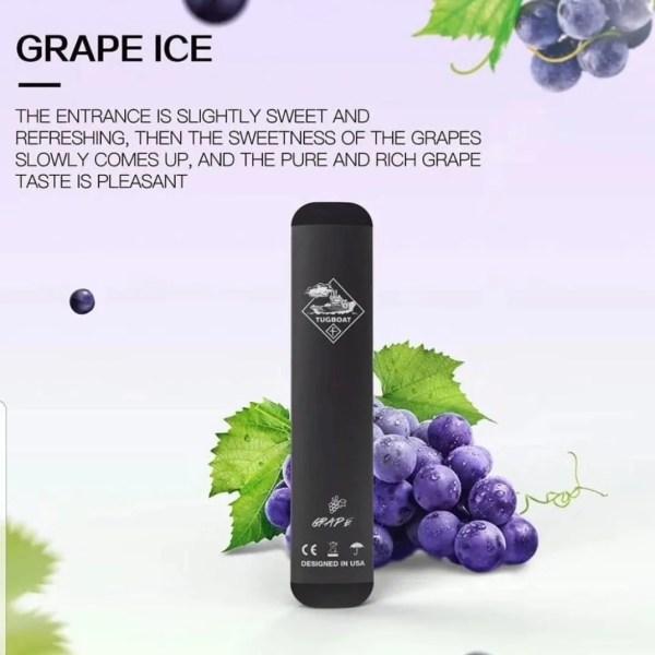 Tugboat Grape Ice