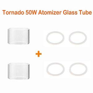 Tornado 50W glass sans nicotine