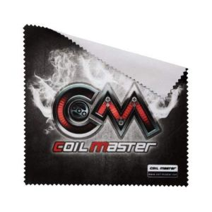 Coil Master Chiffon De Nettoyage – Vape Polissage Tissu
