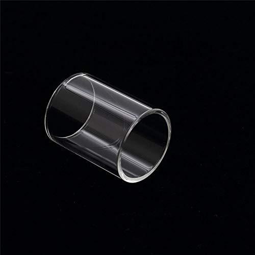 Fang-denghui 1pc Remplacement Pyrex Verre Tube Fit for Bulow V2.5 Atomiseur réservoir Emballage de détail (Couleur : Clair)