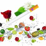 JSFC Capsule Cigarette Menthol Cigarette Filtre de Capsule de Boule de Perle d'explosion de Bricolage 1000 Capsules,Watermelon Flavor