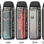 Vaporesso LUXE PM40 Pod Kit 4ml with 1800mAh Battery 40W Max Output Electronic Cigarette Vaporizer Carbon Fiber
