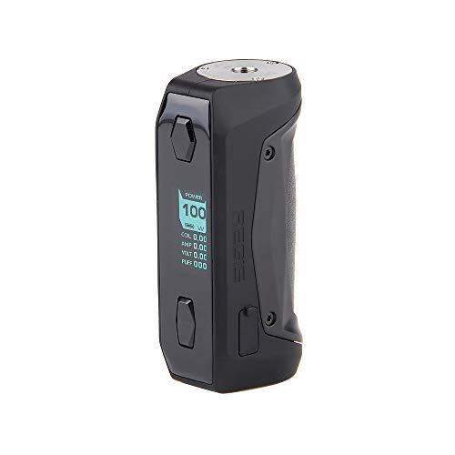 E Cigarettes Geekvape Aegis Solo TC Box MOD 100W sans pile 18650 18650 sans nicotine (Noir)