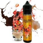 E-Liquid FRAPPE PAR ElecVap – Sans Nicotine NI TABAC- Format TPD 60ml – 0MG Nicotine – E-Liquide pour Cigarettes Electroniques – E Vape Liquids vapoteuse
