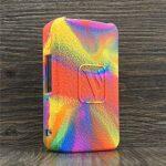 ORIN Vaporesso GEN Coque de Protection en Silicone pour Vaporesso GEN Case Antislip Cover Shield Sleeve Wrap Decal Skin (Arc-en-Ciel)