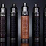 VOOPOO Drag X Mod Pod Kit 80W 4.5ml PnP Pod Réservoir GENE.TT Puce E-cig Cigarette Électronique Vaporisateur Vape Kit (Retro)