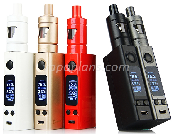 Kit 75w Joyetech eVic VTC Mini - 18,40€ fdp in