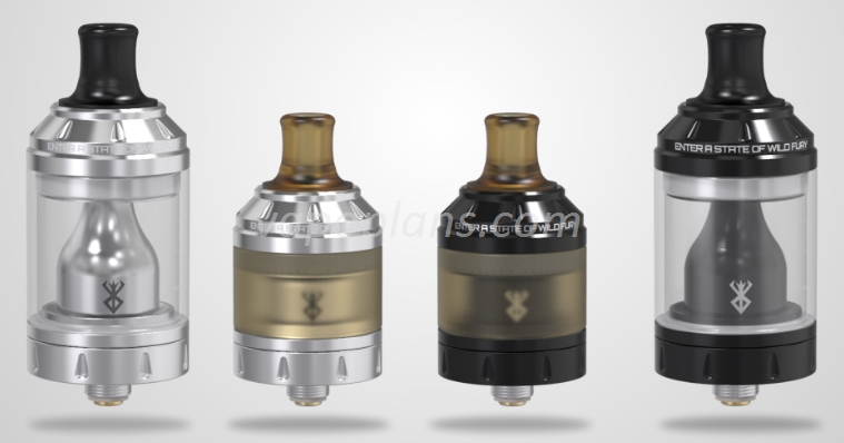 Atomiseur Vandy Vapes Berserker MTL RTA - 22,70€ fdp in