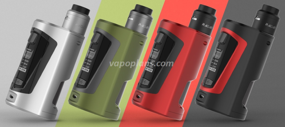 Box / Kit BF 200w GeekVape GBox - 35,10€ / 41,80€ fdp in