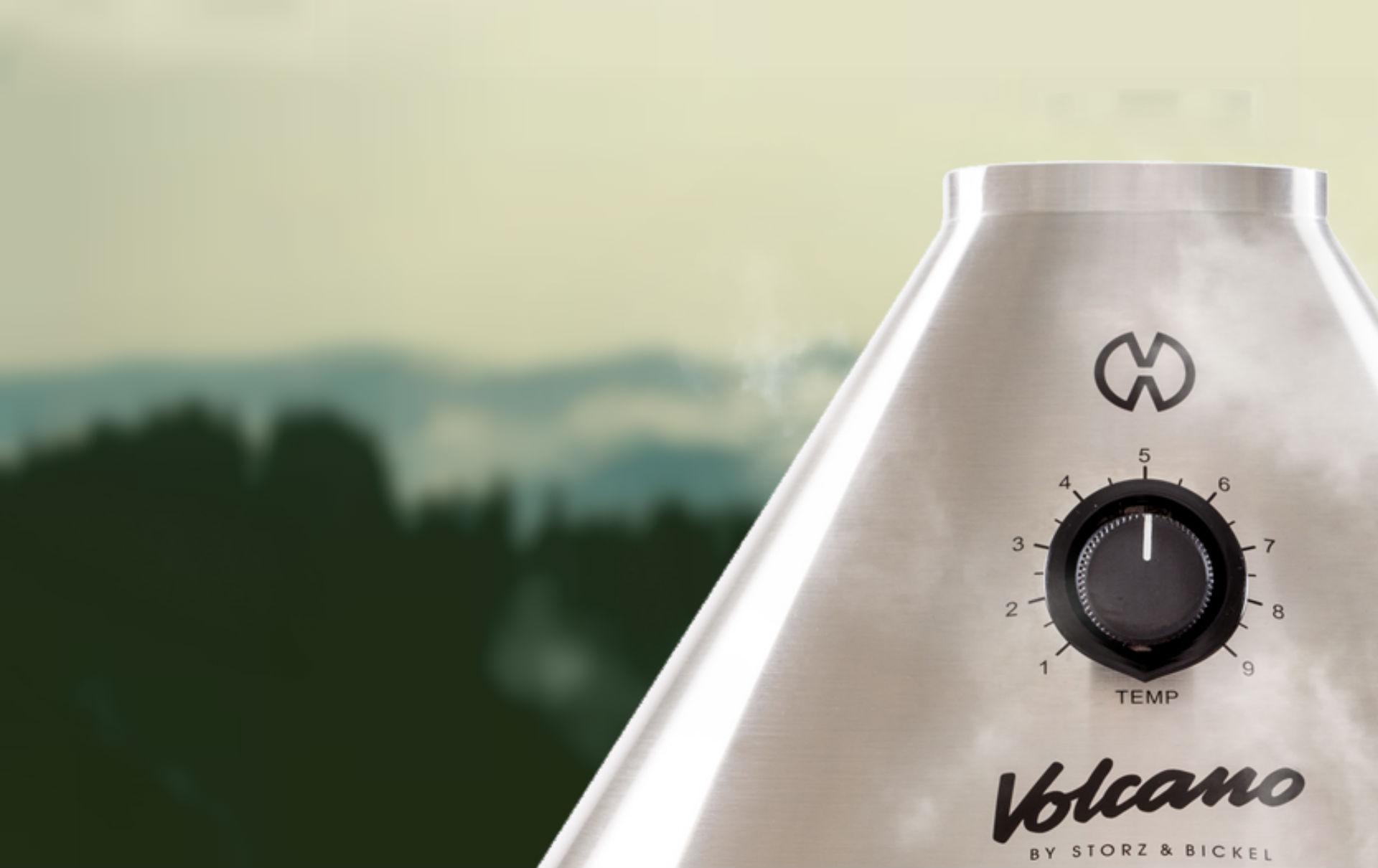 Volcano Table Vape - Principlesofafreesociety