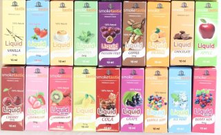 Vaping Liquid Flavours