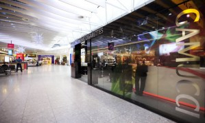 Image of Heathrow Airport Vape Lounge by Vaporizerblog.com