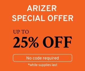 arizer promotion