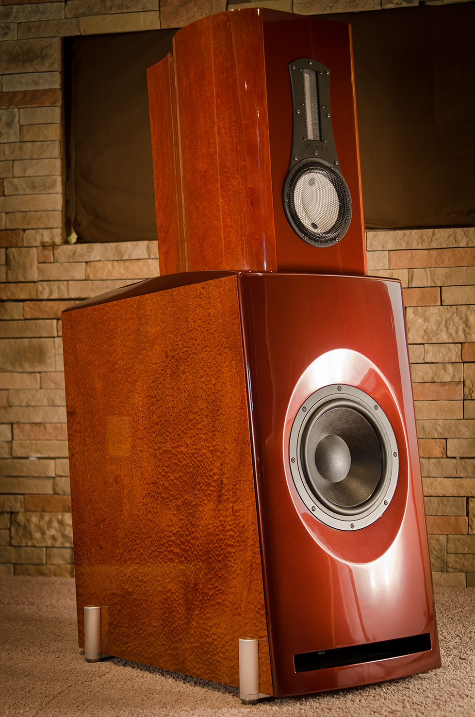 VAPOR AUDIO  Exquisite Sound  Joule White