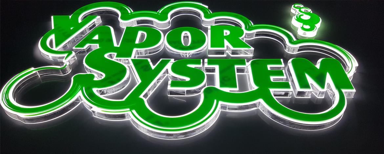 Logo VaporSystem 3d
