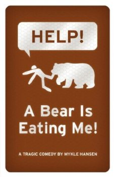 HELP! A bear is eaing me!