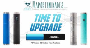 actualizacion provari p3 version 38
