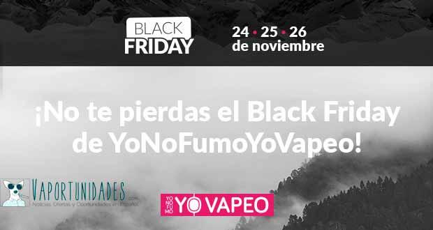 Black Friday - En YoNoFumoYoVapeo