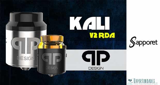 Kali V2 - Calidad en Sapporet