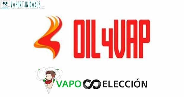 Oil4Vap - Aromas en VapoSelección