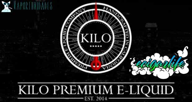 Kilo - Líquidos nuevos en EcigarLife