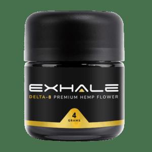 Exhale Well Delta-8 Flower