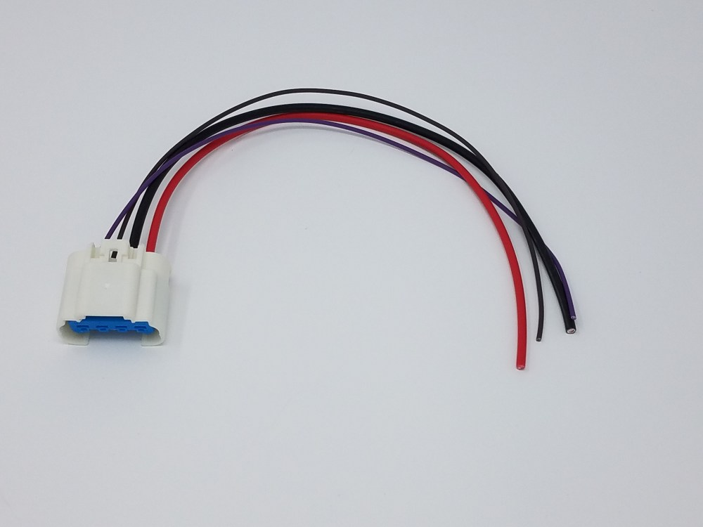 medium resolution of wiring pigtail and plug