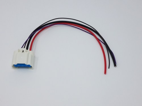 small resolution of wiring pigtail and plug