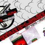 Revue E-Liquide – Gamme de 8bit Vape – USA/UK – #47