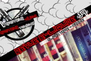 E-Liquid Review - Heist-Manchu-The Dude di Alpha vape - USA - #39