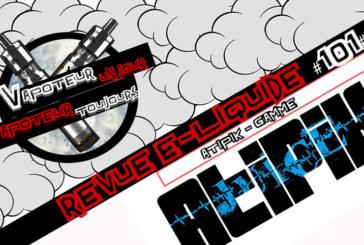 E-Liquid Review - Atipik - EN - #101