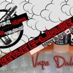 Revue E-Liquide – Banana Mama de Vape Dudes – #3