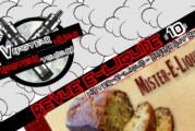 """E- נוזלי סקירה - לחם בננה אגוז ידי Mister-E נוזלי - ארה""""ב - #10"""