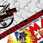 Mad Scientist Vapor E-Liquid Review - Blueberry Hill - США - #21