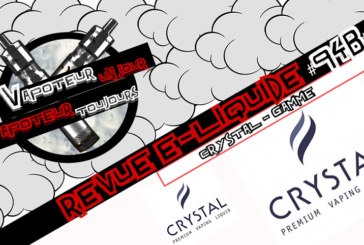 E-Liquid Review - Crystal - Часть 2 - EN - #94b