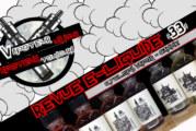 Revue E-Liquide – Athena-Poseidon-Colossus de CYCLOPS VAPOR – USA – #33